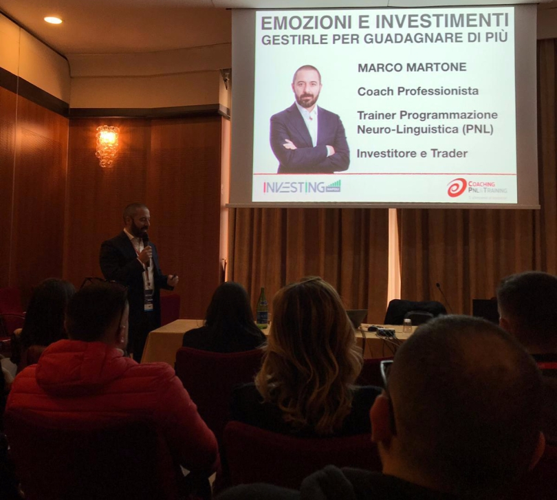Marco Martone Coach Finanziario